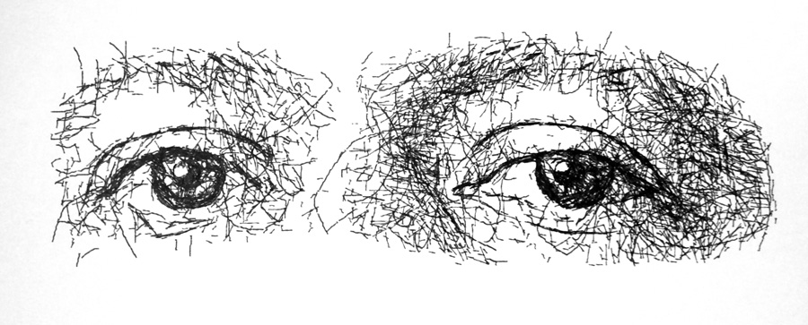 eyes drawing by epenko
