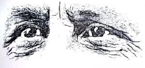Ogen van Cruyff door Epenko